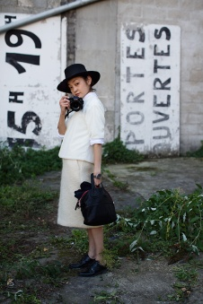 Image courtesy of: The Sartorialist